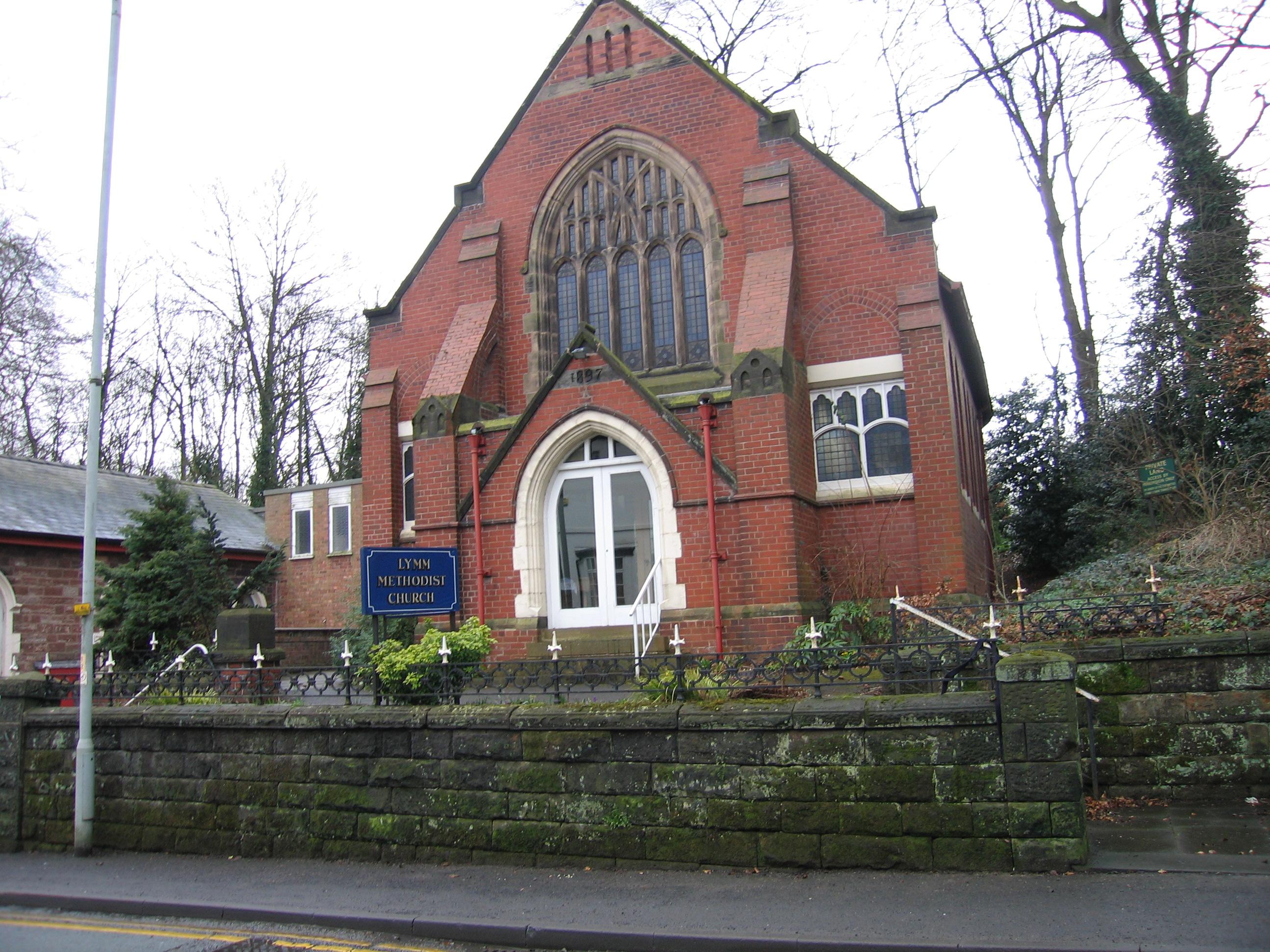 Lymm Methodist Church